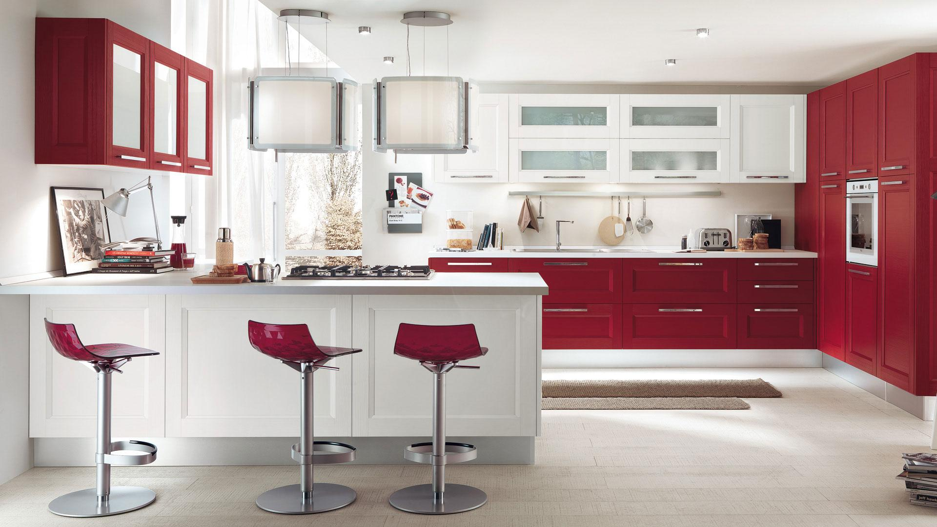 Best Cucina Lube Modello Alessia Contemporary - Embercreative.us ...
